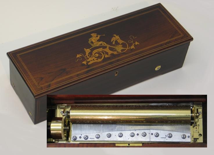 nicole freres music box value 1
